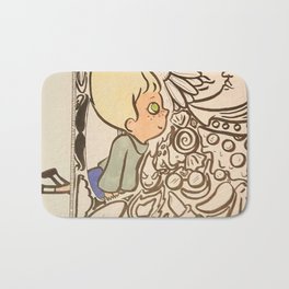 Ida's Incredible World Bath Mat