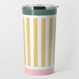 Half moons #4 Travel Mug