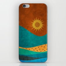 color under the sun (II) iPhone & iPod Skin
