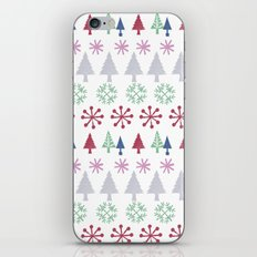 Christmas Design iPhone & iPod Skin