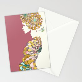 Inner Beauty Stationery Cards