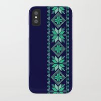 nordic iPhone & iPod Cases featuring NORDIC by Oksana Smith