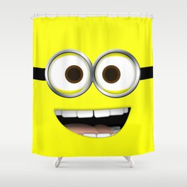 minion *new* Shower Curtain