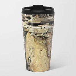 An art of Peacemaking Travel Mug