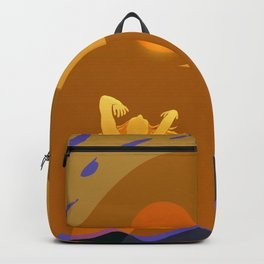 Golden Moments Backpack