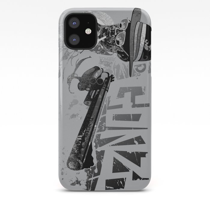 dr gonzo iphone case