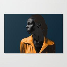 COLOUREDWOMAN Canvas Print