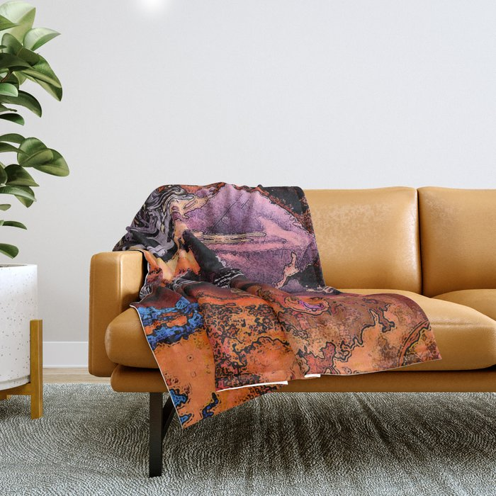 Connection Throw Blanket