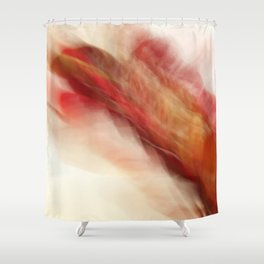 Floral Abstract II- JUSTART © Shower Curtain
