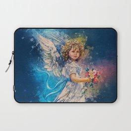 Guardian Angel Laptop Sleeve