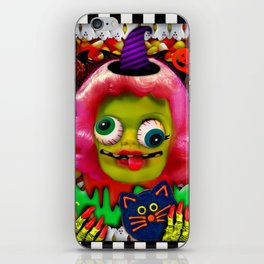 Trouble Trixie iPhone Skin
