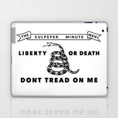 Historic Culpeper Minutemen flag Laptop & iPad Skin