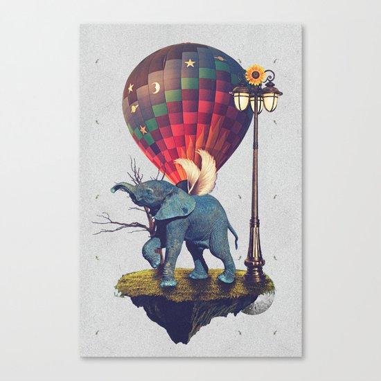 Lfant. Canvas Print