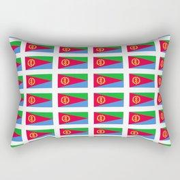 flag of Eritrea -ertirean, ኤርትራ ,إرتريا ,punt,Saba,asmara Rectangular Pillow