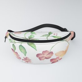 Berry Beauty Fanny Pack