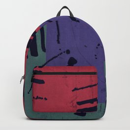 Abstract collection 117 (v.1) Backpack