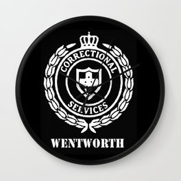 WENTWORTH CORRECTIONAL SERVICES Wall Clock