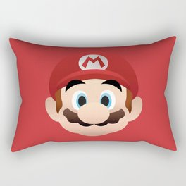 Mario Rectangular Pillow