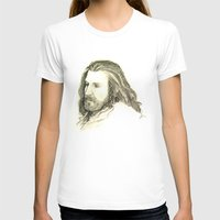 thorin T-shirts featuring Thorin Oakenshield by Zalazny