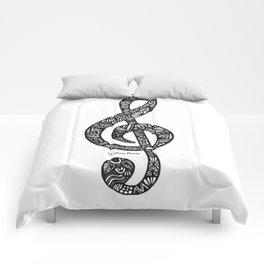 Chiave di sol Comforters