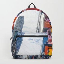 Daytime Times Square-pt.2 Backpack