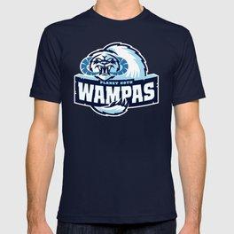 Planet Hoth Wampas - Blue T-shirt