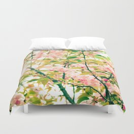 Spring Blossoms (1) Duvet Cover