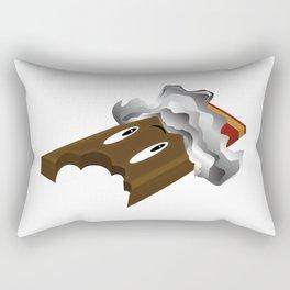 Chocolate Bar - Bite Rectangular Pillow