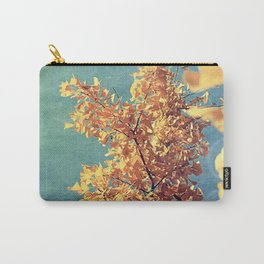 Ginkgo Carry-All Pouch