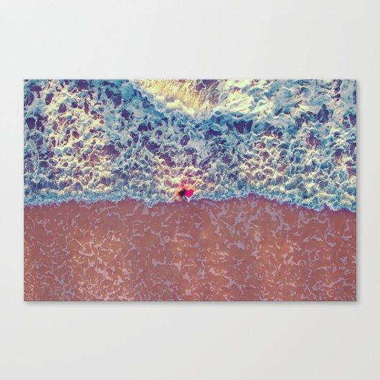 Summer Dancing Memories Canvas Print