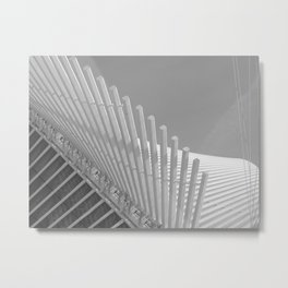 Milwaukee II | C A L A T R A V A | architect | Metal Print