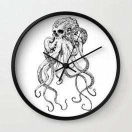 Octoskull Wall Clock