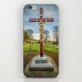 The Cross iPhone Skin