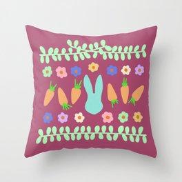Spring #3 Throw Pillow
