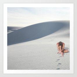 nude one Art Print
