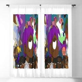 Lil uzi vert vs the world Blackout Curtain
