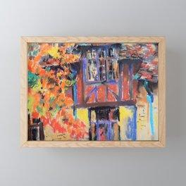 Autumn Tudor Framed Mini Art Print