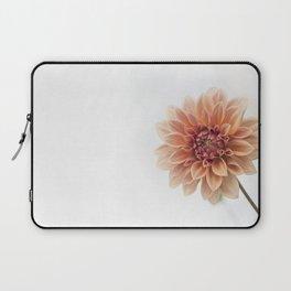 Dahlia Flower Laptop Sleeve