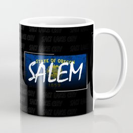 Salt Lake City Coffee Mug