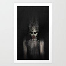 Thing 1 Art Print