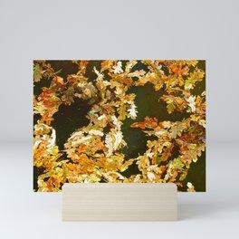 Leaved Mini Art Print