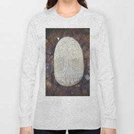 Spiritual symbol. Tree of Life. Long Sleeve T-shirt
