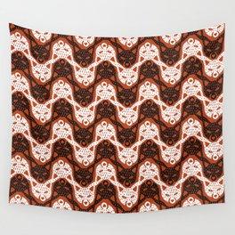 Zorro de Monte Wall Tapestry
