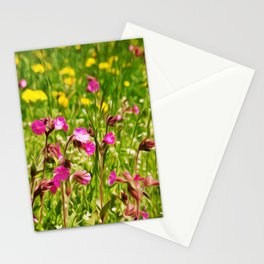 Spring Meadow Stationery Cards