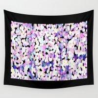 pills Wall Tapestries featuring Pills? by Dora Birgis