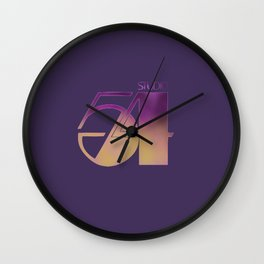 Studio 54 Wall Clock