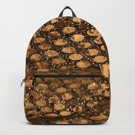 Shiny glitter #2 #gold #decor #art #society6 Backpack