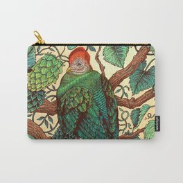 Tipsy Turaco Carry-All Pouch