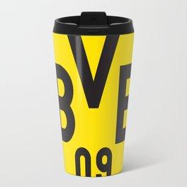 Borussia Dortmund FC Galaxy Travel Mug