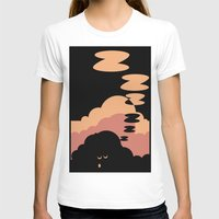 cloud T-shirts featuring Cloud by Herber Crispin